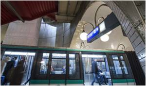 Line 4 will be the second Paris metro, after Line 1, line to be converted to UTO.
