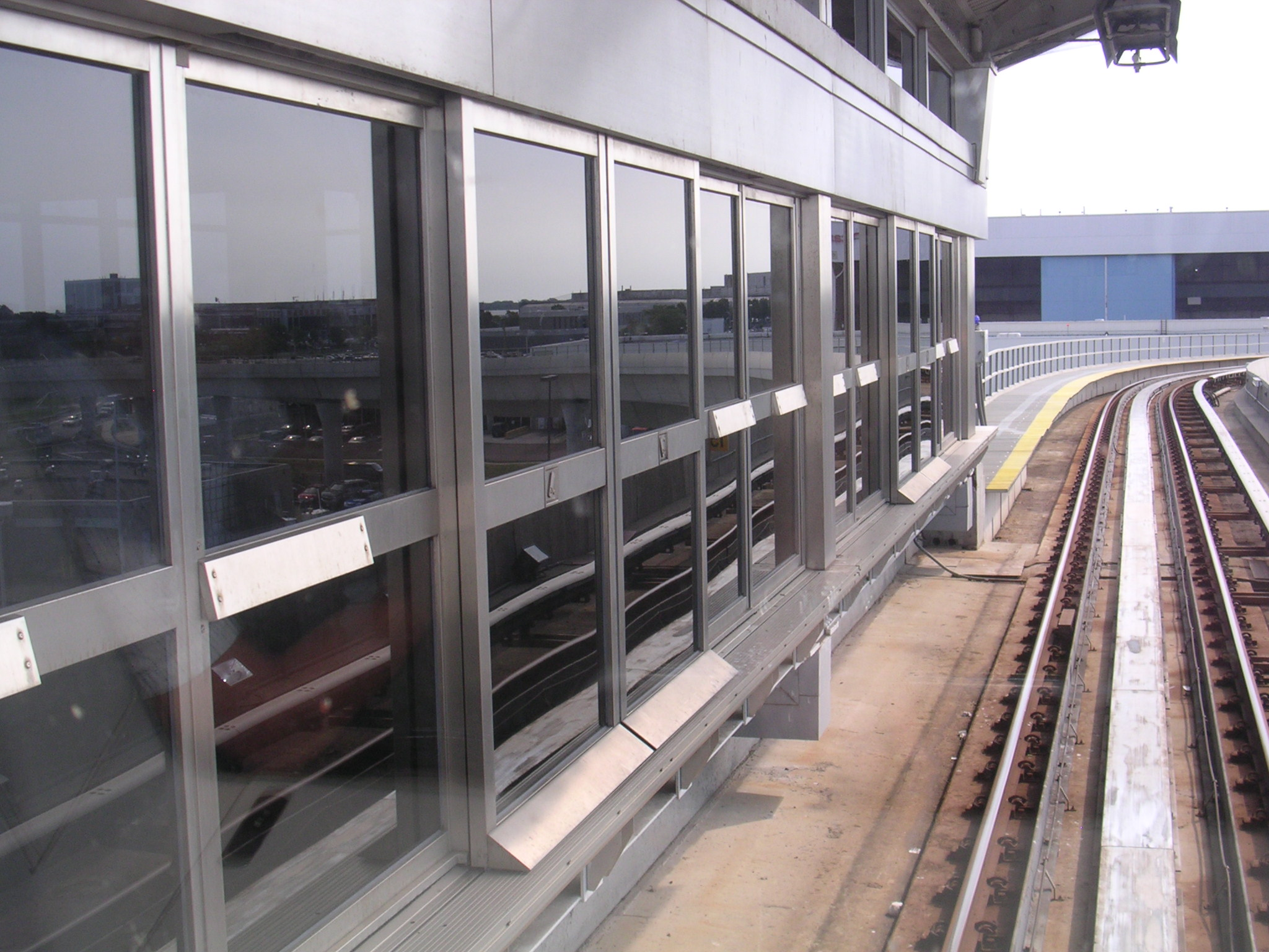 New york airtrain jfk automated metros observatory for New screen door