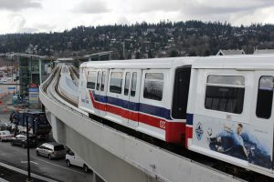 Test ride on Evergreen Extension (B.C. Ministry of Transportation and Infrastructure/Flickr)