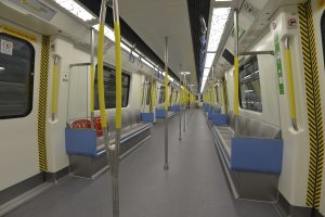 SIL train compartment (MTR)